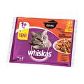 Whiskas Güveç Klasik Kedi Maması 4 x 85 g