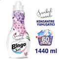 Bingo Soft Sevgi Serisi Konsantre Yumuşatıcı Sümbül Masalı 1140 ml