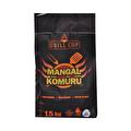 Grill Cup Mangal Kömürü Craft Ambalaj 1,5 kg