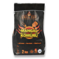 Grill Cup Mangal Kömürü Craft Ambalaj 2 kg