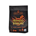 Grill Cup 3 Kg Mangal Kömürü Craft