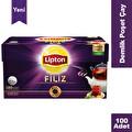 Lipton Filiz Demlik Poşet Çay 100'lü