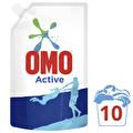 Omo Sıvı Pouch Active 650  ml