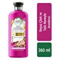 Herbal Essences Beyaz Çilek&Nane Saç Bakım Kremi 360 ml