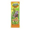 Jungle Ballı Muhabbet Kuşu Krakeri 3'lü