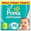 Prima AB Mega Fırsat Paketi 3 Beden 84'lü