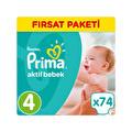 Prima AB Mega Fırsat Paketi 4 Beden 74'lü