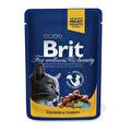Brit Tavuklu Poşet Kedi Maması 100 g