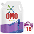 Omo Pouch Color 18 Yıkama 1170  ml