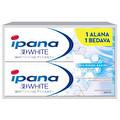 Ipana 3 Boyutlu Beyazlık Therapy Diş Macunu Diş Minesi Bakımı 1 Alana 1 Bedava Paketi (75 ml + 75ml)