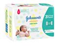 Johnson's Islak Havlu Cotton Touch 3*72 Adet
