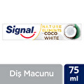 Signal Natural Elements Coco White Hİndistan Cevizi Özlü Diş Macunu 75 ml