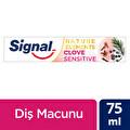 Signal Natural Elements Clove Sensitive Karanfil Özlü Diş Macunu 75 ml