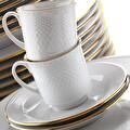 Zümrüt Kahve Takımı 12 Parça