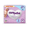 Canbebe 3 Beden 34'lü Jumbo Midi