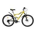 26'' Springen Sarı/Siyah Bisiklet