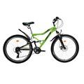 26'' Springen Yeşil/Siyah Bisiklet