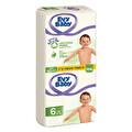 Evy Baby Bebek Bezi XL 2'li Paket 40 Adet
