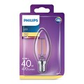 Philips LED Classic 40W B35 E14 2700K