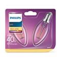 Philips LED Classic 40W E14 2700K 2'li