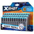 X Shot Micro Yedek Mermi 36'lı