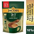 Jacobs 3 in 1 Yoğun 10 Adet