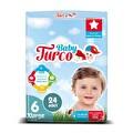 Baby Turco Bebek Bezi 6 Xlarge 24 Adet
