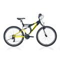 "26"" Bianchi Puma Dağ Bisikleti Mat Siyah-Sarı-Beyaz"