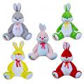 Renkli Tavşan 40 cm