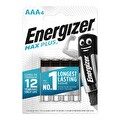 Energizer Max Plus ALK AAA BP4