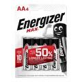 Energizer Max ALK AA BP4