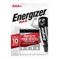 Energizer Max ALK AAA BP4