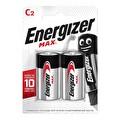Energizer Max ALK C BP2
