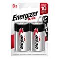 Energizer Max ALK D BP2