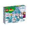 LEGO Duplo Elsa ve Olaf'ın Çay Daveti