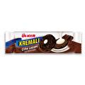 Ülker Kremalı Bisküvi Çifte Lezzet Kakaolu 165 g