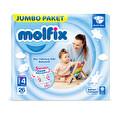 Molfix Eko Paket 4+ Beden 26'lı Maxiplus