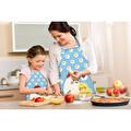 Anne-Kız Mutfak Önlüğü Civciv