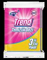 Parex Trend 3'lü Sarı Temizlik Bezi