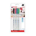 Edding Kumaş Boyama Kalemi Pastel Renkler 4Lü