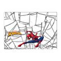 Spiderman Plastik Çıtçıtlı Dosya
