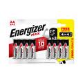 Energizer Max Alk Aa 4+4