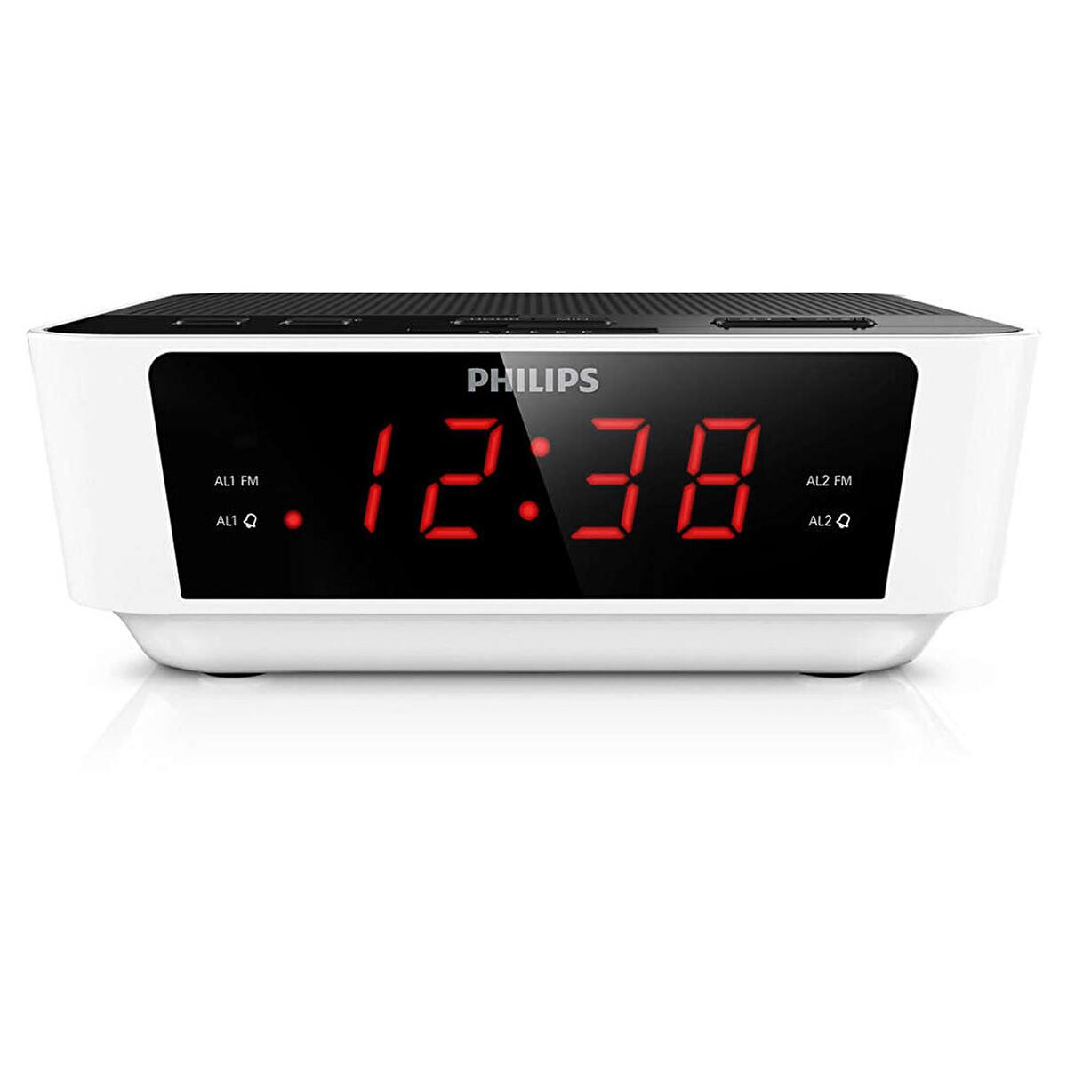 Philips Aj311512 Alarm Saatli Radyo 30031170 Carrefoursa