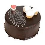 Özel Profiterollü Pasta 6-8 Kişilik