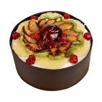 Özel Meyveli Pasta 6-8 Kişilik