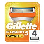 Gillette Fusion Power Yedek Tıraş Bıçağı 4'lü
