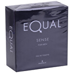 Equal Sense Edt Men 75 ml