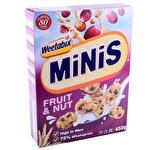 Weerabix Meyve&Kuruyemişli Mini