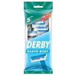 Derby Banyo  5'li Poşet