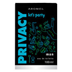 Privacy Let's Party Men EDT 100 ml